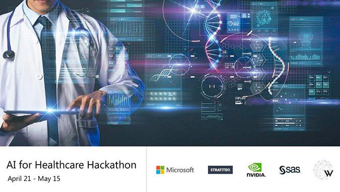 Open Data: Sanitas participa en el Hackathon de 'IA for Healthcare' de Microsoft