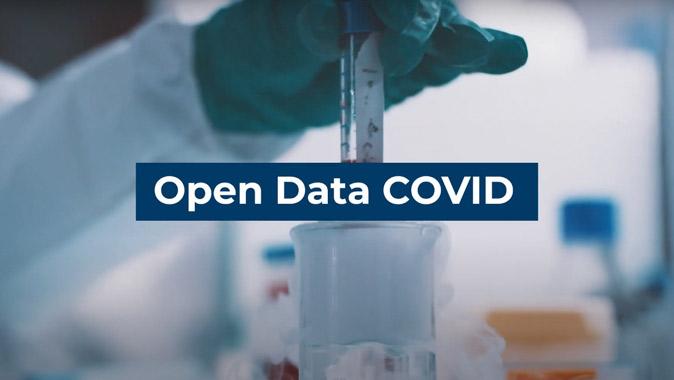 Open Data Covid: mejorar la investigación con datos